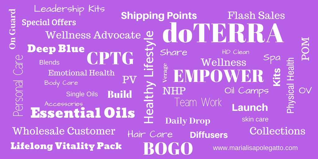 doTERRA Wellness Advocates empower others emotional, physical and spiritually