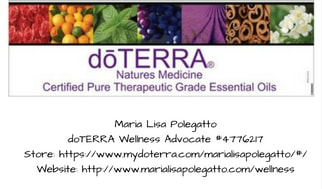 How to buy and sell doTERRA Essential Oils